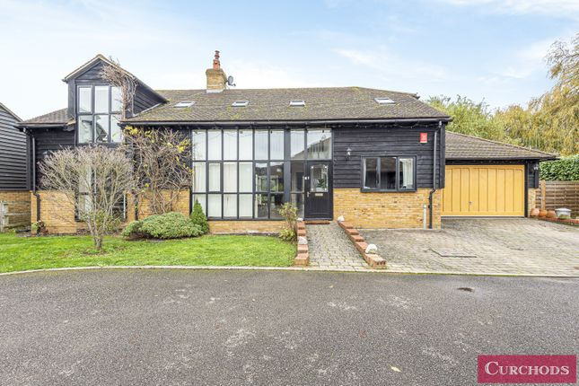 Thumbnail Detached house for sale in Reed Place, Towpath, Shepperton