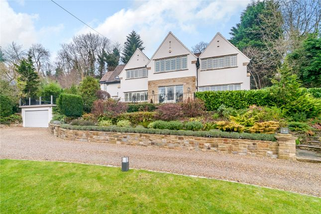 Thumbnail Detached house for sale in Orchard Hill, Orchard Drive, Linton, Wetherby, West Yorkshire