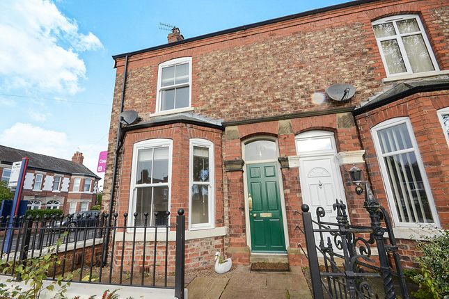Thumbnail Terraced house to rent in Green Lane, Acomb, York