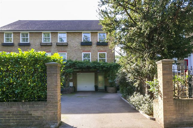 Thumbnail Semi-detached house for sale in Kingston Road, Teddington
