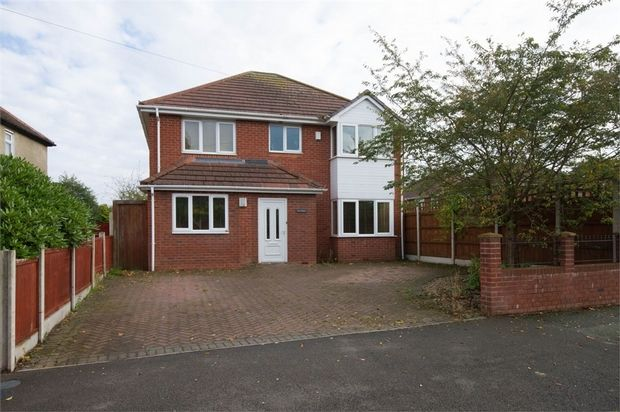 Thumbnail Detached house for sale in Poplar Avenue, Wednesfield, Wolverhampton, West Midlands