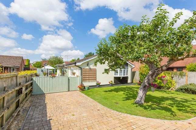 Thumbnail Detached bungalow for sale in Bessels Way, Blewbury, Didcot