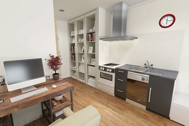 1 bed flat for sale in Liverpool Completed Student Investment, Pembroke Place, Liverpool