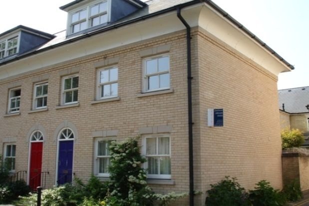 Thumbnail Property to rent in Flower Street, Cambridge