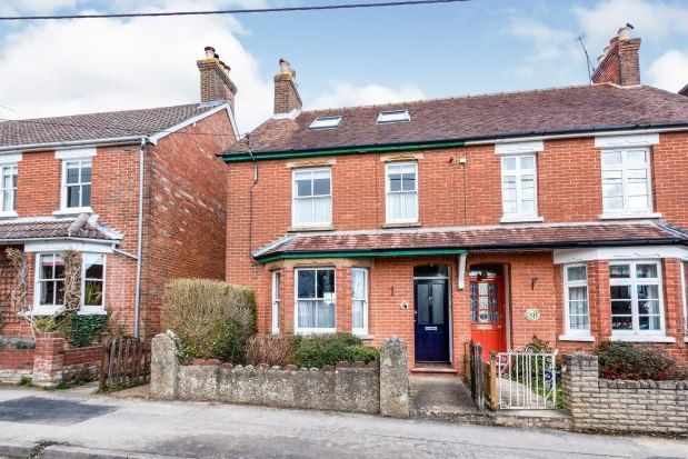 Thumbnail Semi-detached house to rent in Bullers Road, Farnham