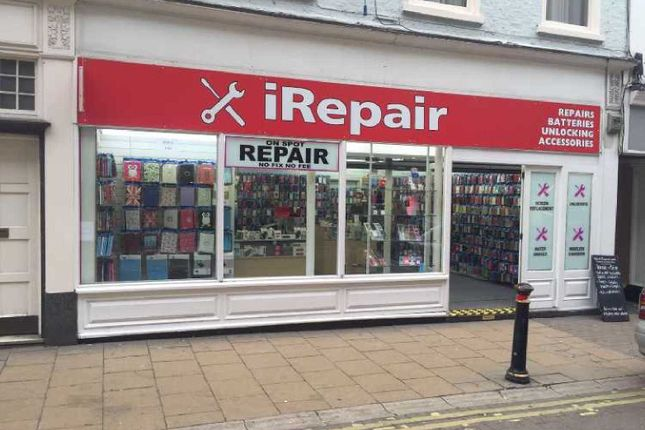 Thumbnail Retail premises to let in Spurriergate, York