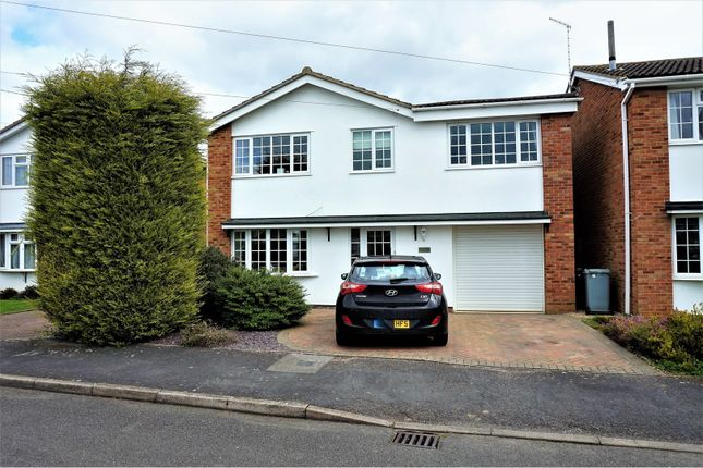 Thumbnail Detached house for sale in Beech Close, Peterborough