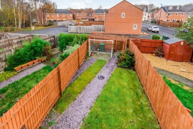 Garden of Station Road, Rushall, Walsall, West Midlands WS4