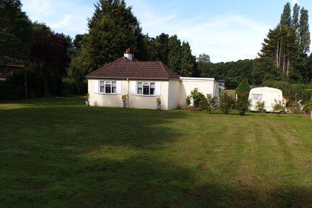 Thumbnail Bungalow for sale in Manor Farm Court, Manor Farm Lane, Egham