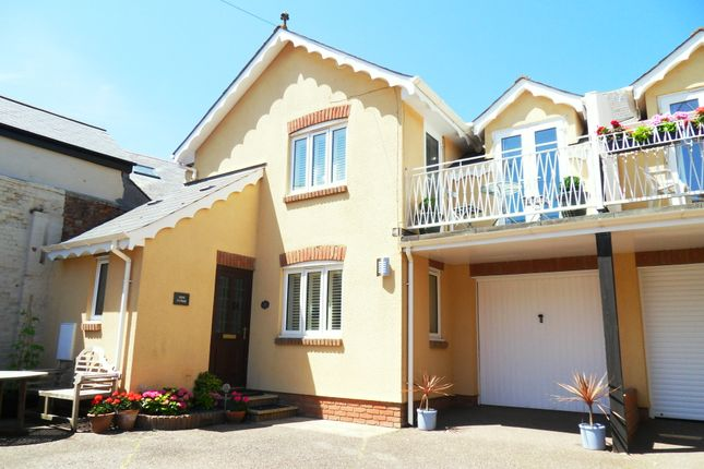 Thumbnail Semi-detached house for sale in Fore Street, Sidmouth, Devon