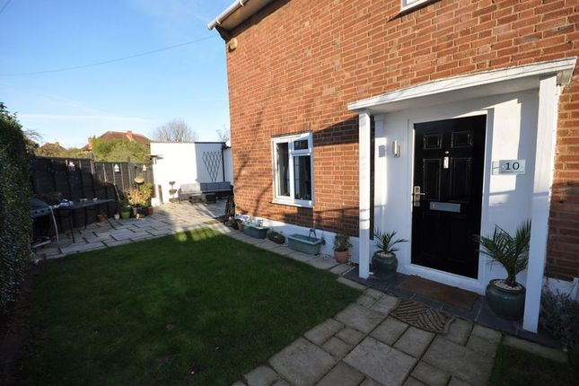 3 bed end terrace house for sale in Willcocks Close, Chessington