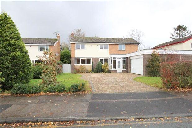External of Langdale Road, Leyland PR25