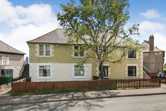 2 bed flat to rent in Ossian Crescent, Methil, Leven KY8
