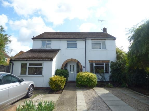Thumbnail Detached house for sale in Royal Avenue, Waltham Cross, Hertfordshire
