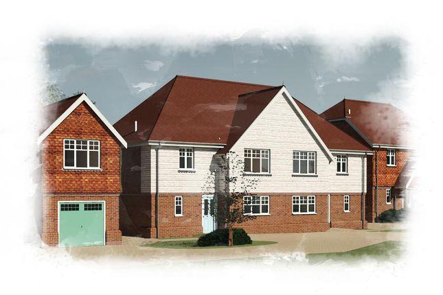 Thumbnail Semi-detached house for sale in Oak Avenue, Deanland Wood Park, Golden Cross, Hailsham