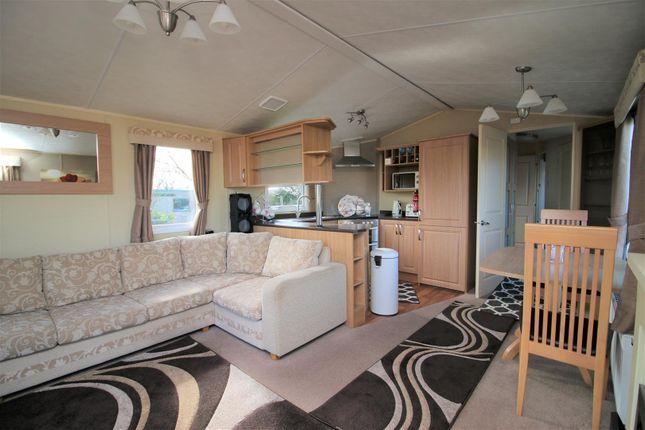 Lounge Kitchen of Holiday Park Home, Scotforth, Lancaster LA2