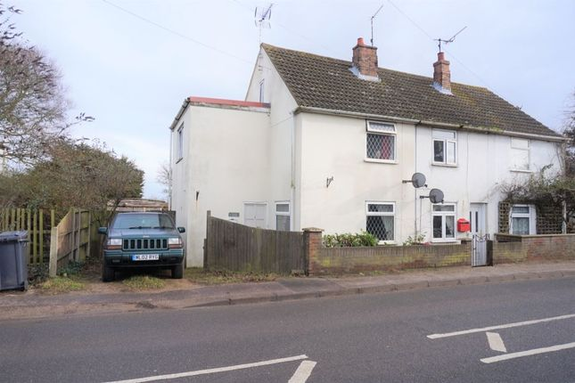 Thumbnail Property for sale in Gordon Cottages Scratby Road, Scratby, Great Yarmouth