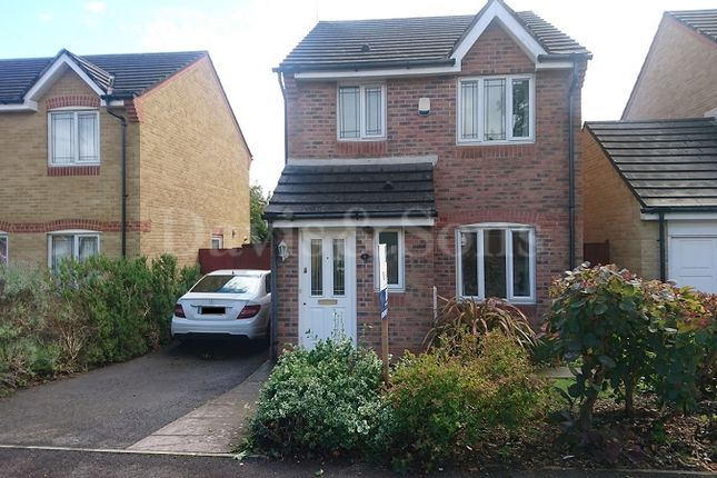 Thumbnail Detached house to rent in Viscount Evan Drive, Newport, Newport.