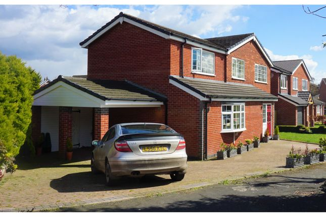 Thumbnail Detached house for sale in Sycamore Close, Audlem, Crewe