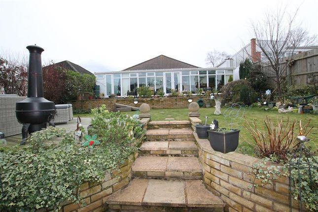 Thumbnail Detached bungalow for sale in Pilkington Avenue, Sutton Coldfield