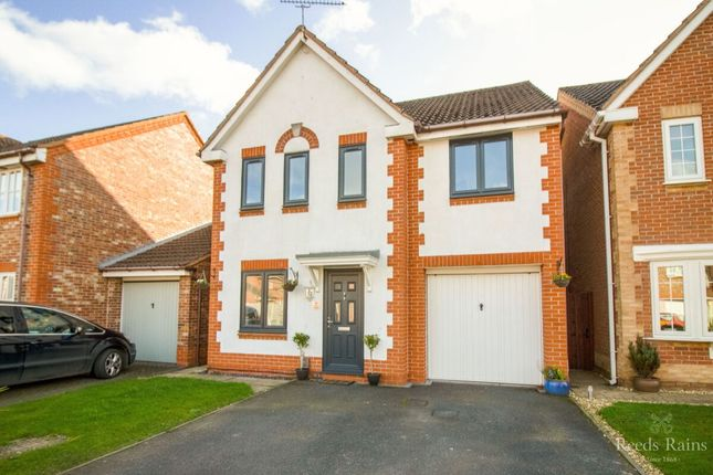 Thumbnail Detached house for sale in The Riddings, Ellesmere Port