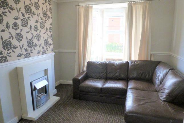 Living Room of Earle Street, Wrexham LL13