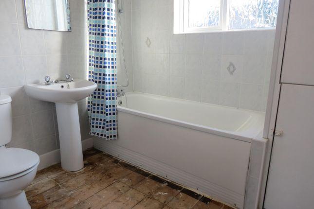 Bathroom of Ensbury Park Road, Moordown, Bournemouth BH9