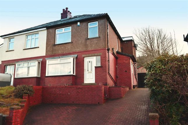 3 bed semi-detached house for sale in Hall Bower Lane, Huddersfield