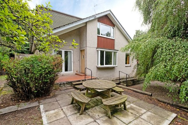 Thumbnail Detached house for sale in Beech Close, Manse Road, Perth