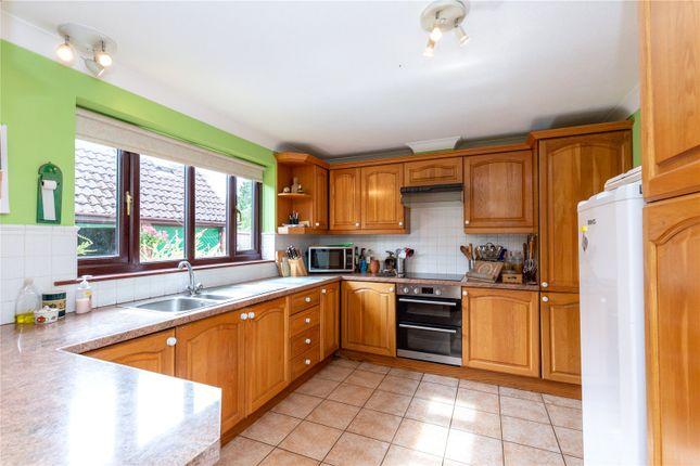 Kitchen of Herons Flight, The Green, Stillingfleet, York YO19