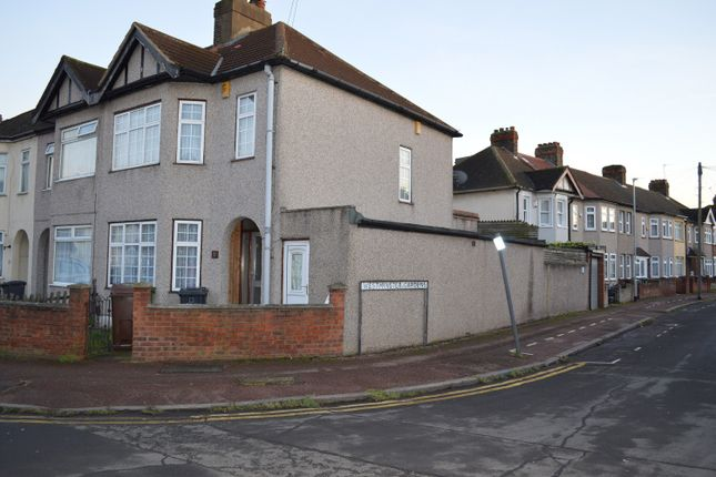 Thumbnail End terrace house for sale in Craven Gardens, Barking