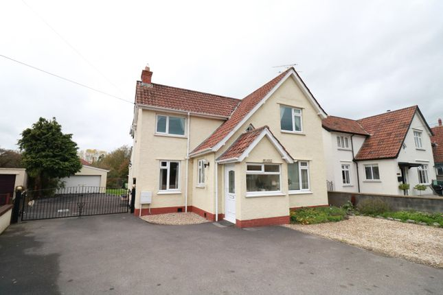 Thumbnail Detached house for sale in Upper New Road, Cheddar