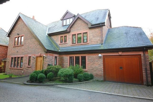 Thumbnail Detached house for sale in Three Acres Close, Woolton, Liverpool