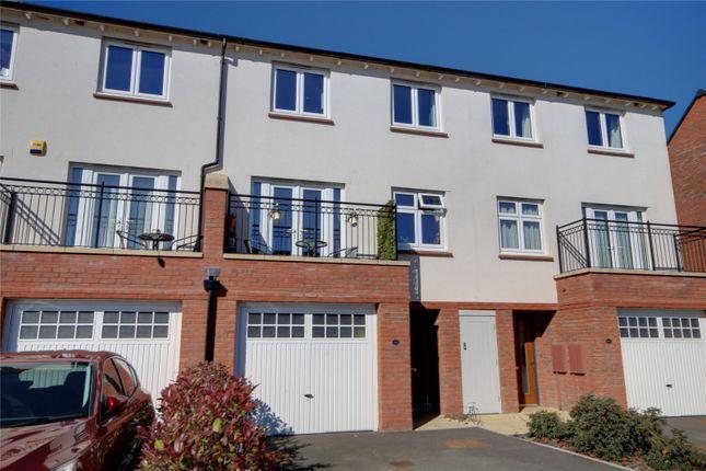 Thumbnail Terraced house for sale in Homington Avenue, Badbury Park, Swindon