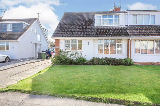 Thumbnail Semi-detached bungalow for sale in Cavendish Drive, Hagley, Stourbridge