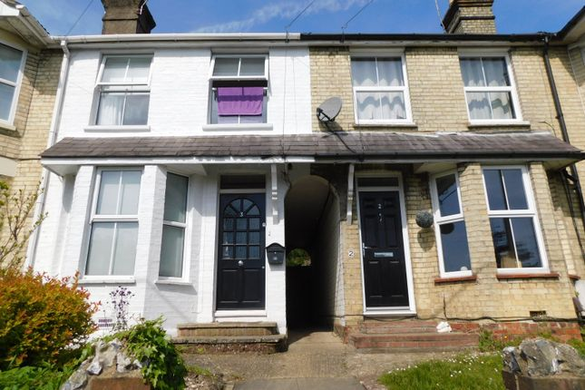 Thumbnail Semi-detached house to rent in Park View Cottages, Pinewood Road, High Wycombe
