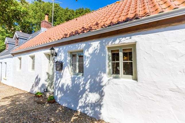 Thumbnail Cottage for sale in Les Courtes Fallaizes, St. Martin, Guernsey