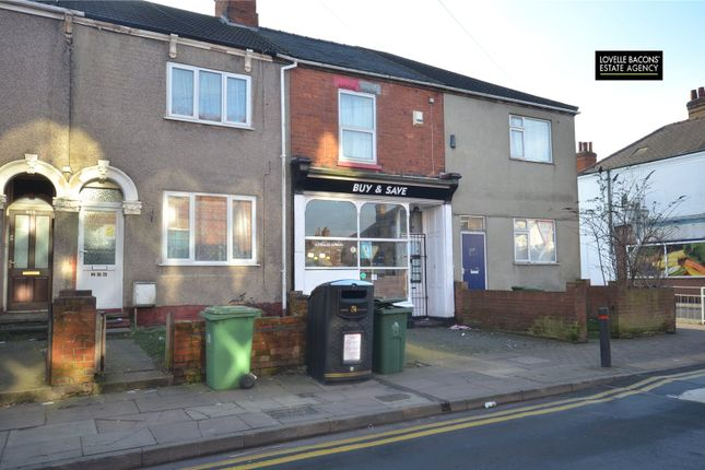 Thumbnail Detached house for sale in Welholme Road, Grimsby