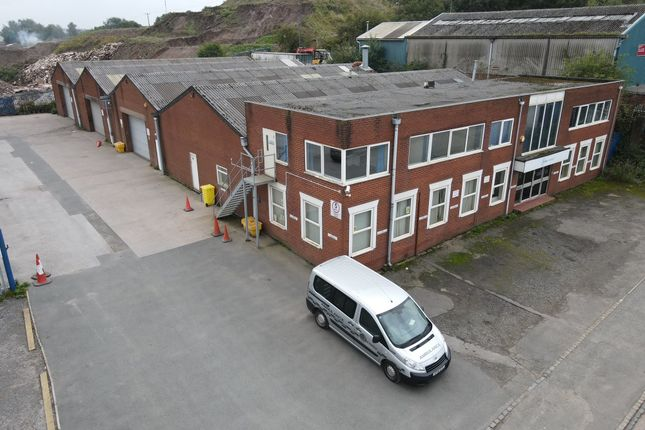 Thumbnail Commercial property for sale in Conveyors House, Turner Crescent, Loomer Road, Industrial Estate, Chesterton