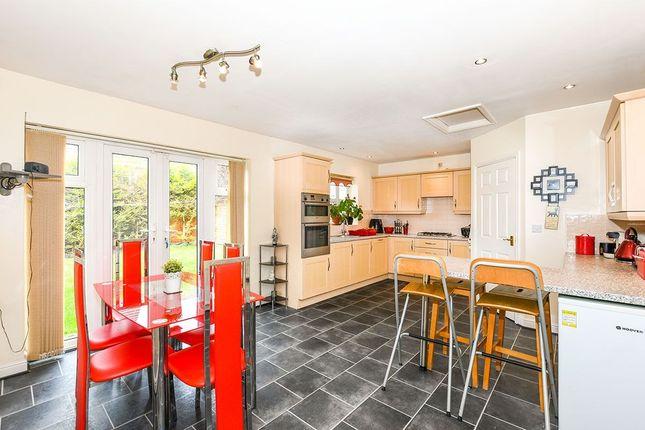 Thumbnail Detached house for sale in Roscommon Way, Widnes