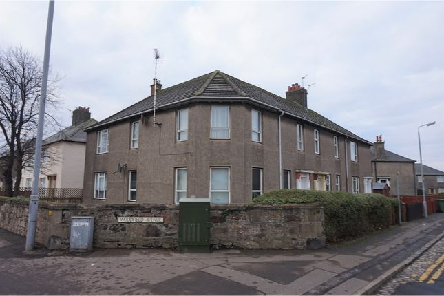 Thumbnail Flat for sale in Woodfield Avenue, Ayr