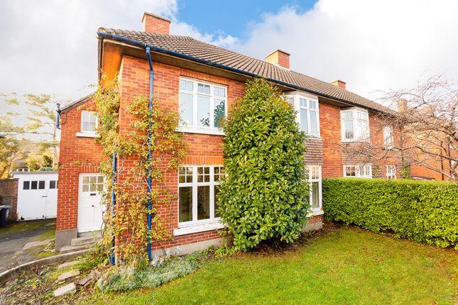 Thumbnail Semi-detached house for sale in 7 Richview Villas, Clonskeagh Road, Clonskeagh, Dublin 14