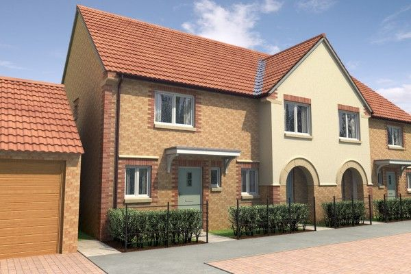 Thumbnail Semi-detached house for sale in Winding Way, Darlington, County Durham