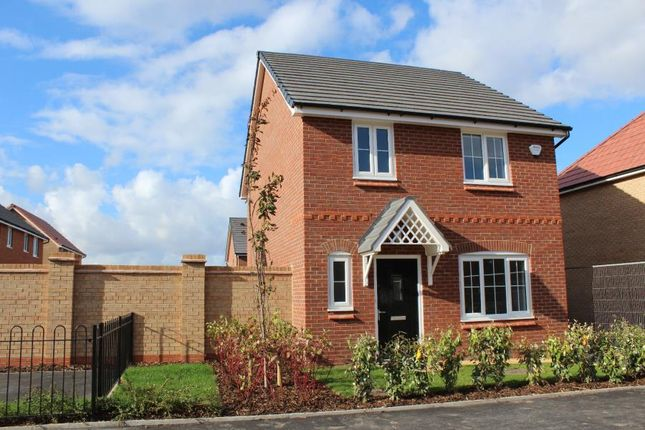 Thumbnail Detached house to rent in Plot 152 (Lyn), Stocks Rd, Tower Hill