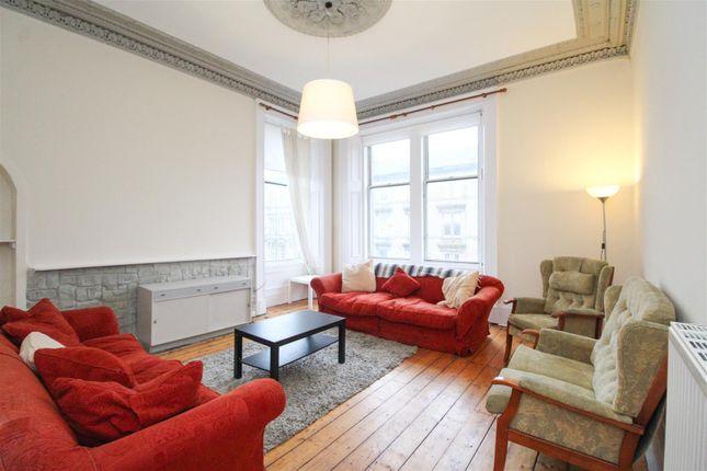 Thumbnail Flat for sale in 1 (2/1) Burnbank Terrace, Glasgow