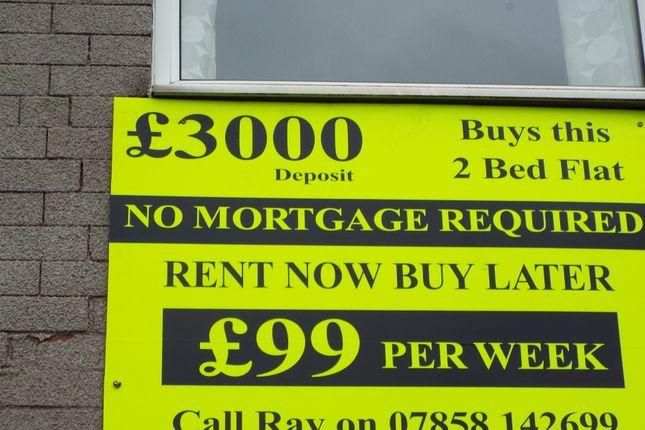 Thumbnail Flat to rent in Clifton, Darlington