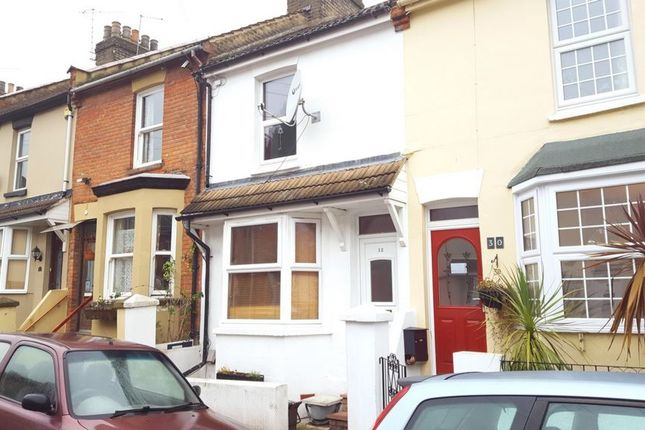 Thumbnail Terraced house for sale in Bright Road, Chatham