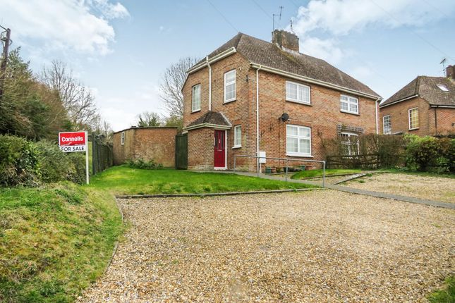 Thumbnail Semi-detached house for sale in Sitterton Close, Bere Regis, Wareham