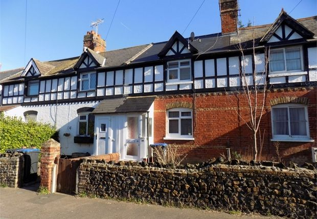 Thumbnail Terraced house to rent in Chester Road, Westgate-On-Sea