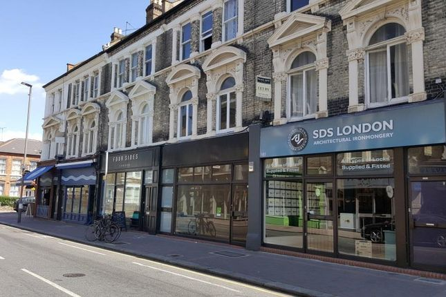 Thumbnail Retail premises to let in Northcote Road, London